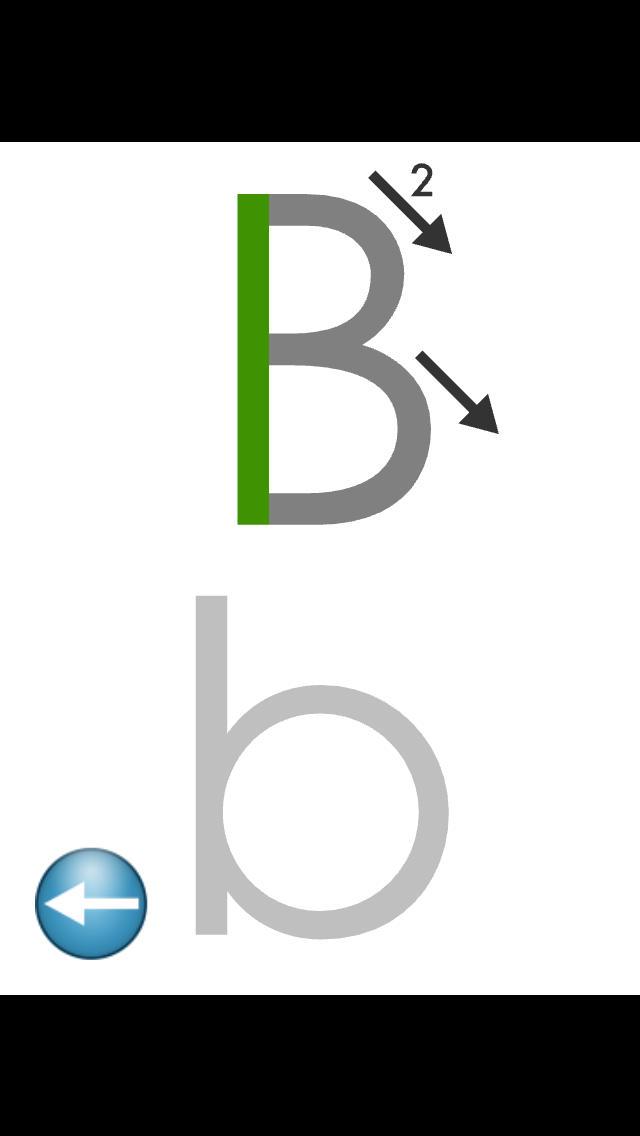 ABC Dino Xenegugeli App - 2