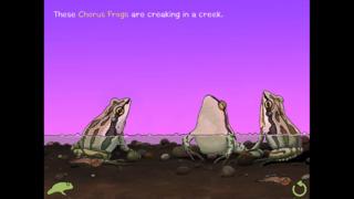 Noisy Frog Sing-Along App - 2