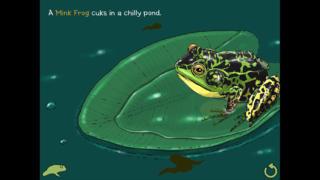 Noisy Frog Sing-Along App - 3