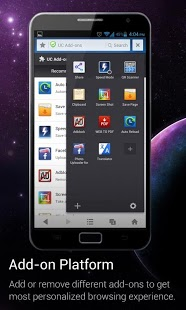 UC Browser for Android-1