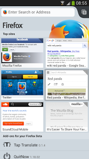 Firefox Browser for Android App - 7