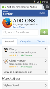 Firefox Browser for Android App - 8