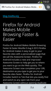Firefox Browser for Android App - 11