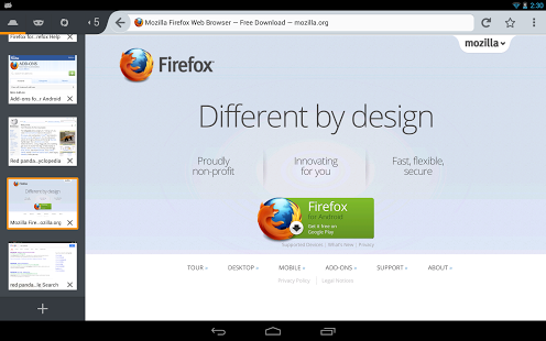 Firefox Browser for Android App - 17