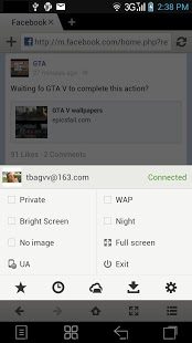 Maxthon Android Web Browser App - 8