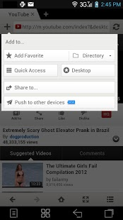Maxthon Android Web Browser App - 9
