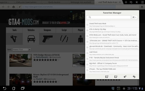 Maxthon Android Web Browser-16