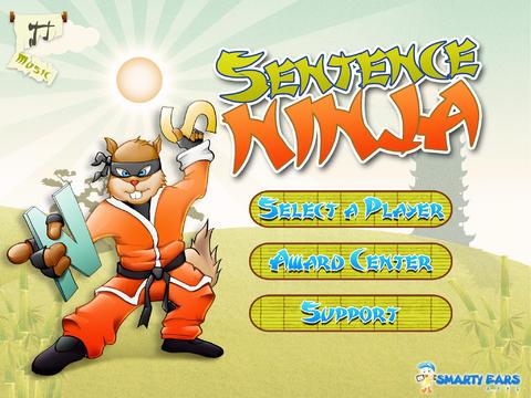 Sentence Ninja App - 1