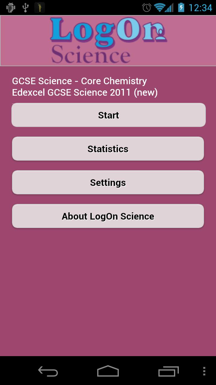 LogOn Science Add Chemistry-1