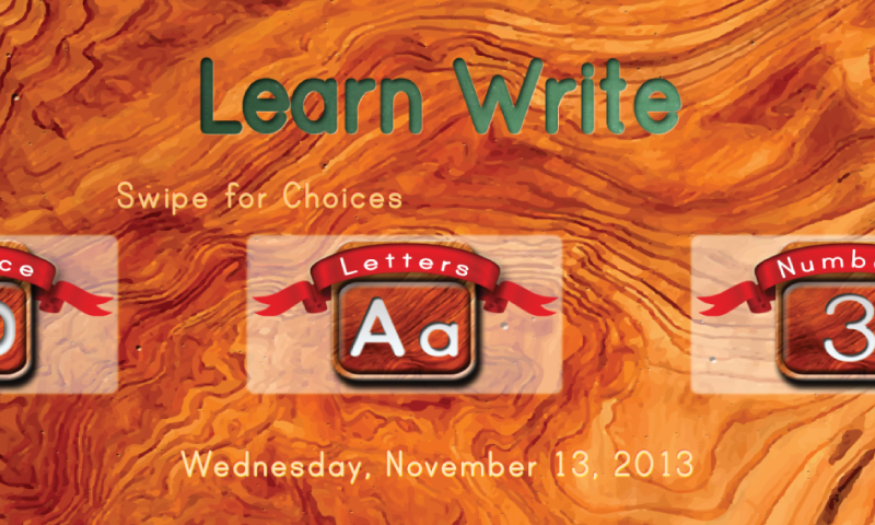 Learn Write-2