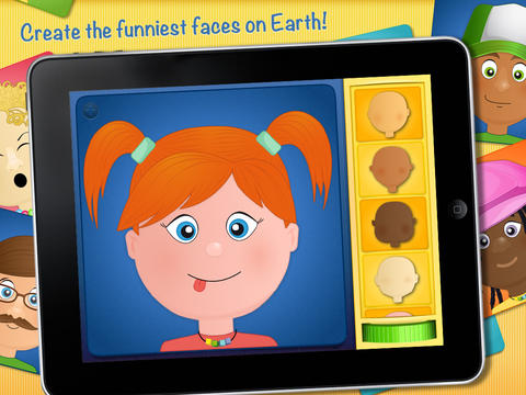 FACE 4 Kids - The thousand faces of children