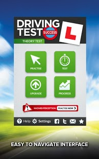 Theory Test UK Free 2013 DTS App - 1