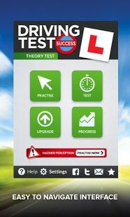 Theory Test UK Free 2013 DTS App - 3