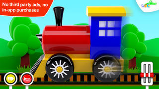 Build and Play 3D -  Planes, Trains, Robots and More App - 5