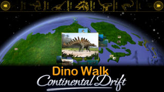 Dino Walk: Continental Drift-1