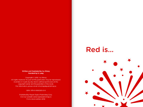 Red Is…-1
