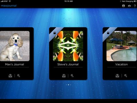 Maxjournal App - 2