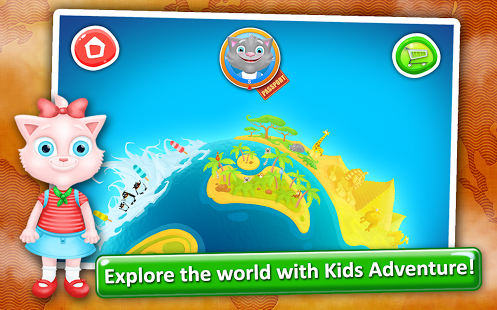 Kids Adventure: Learning Games-10