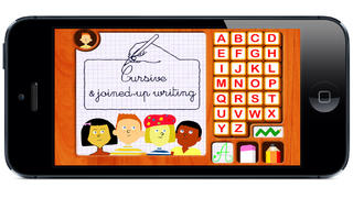 Cursive & joined-up writing with Anatole App - 1