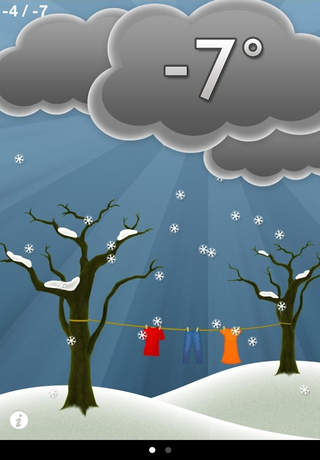 iDress for Weather App - 3