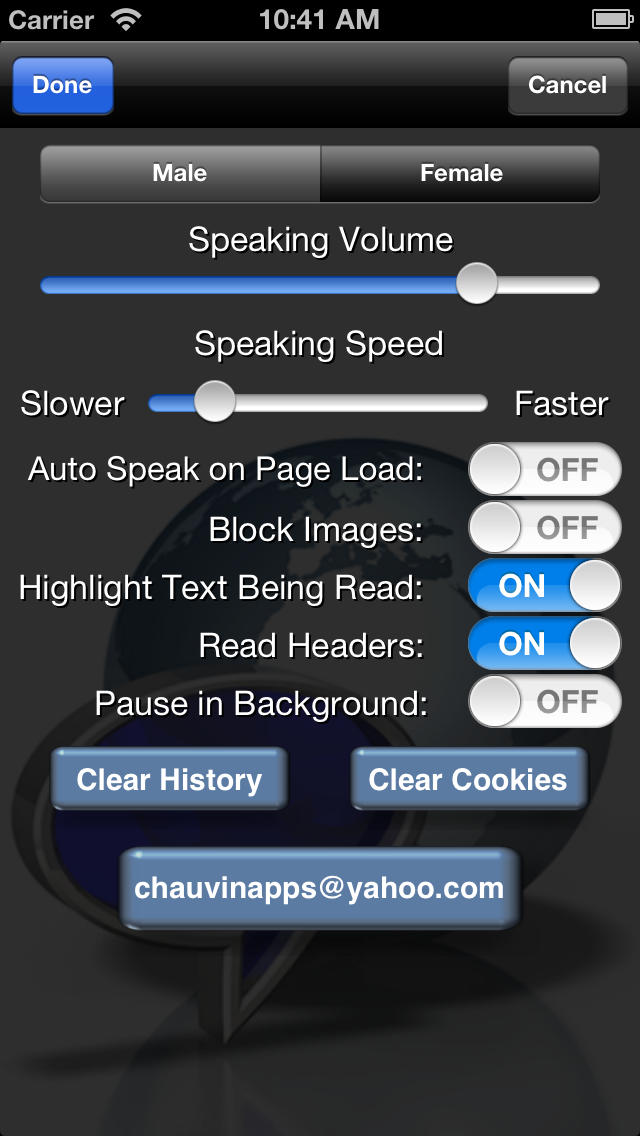 Web Reader - Text to Speech-4