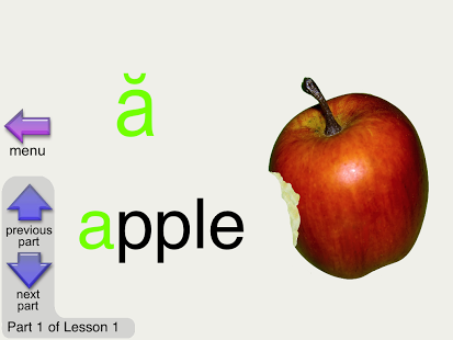 Phonics and Reading Lite App - 1