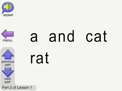 Phonics and Reading Lite App - 6