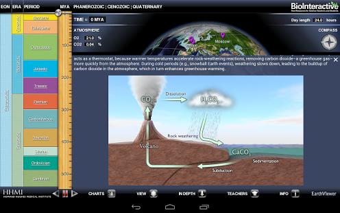 BioInteractive EarthViewer-2
