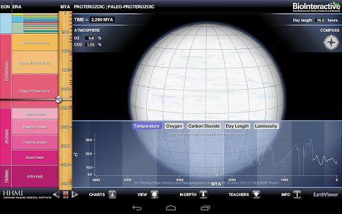 BioInteractive EarthViewer-3