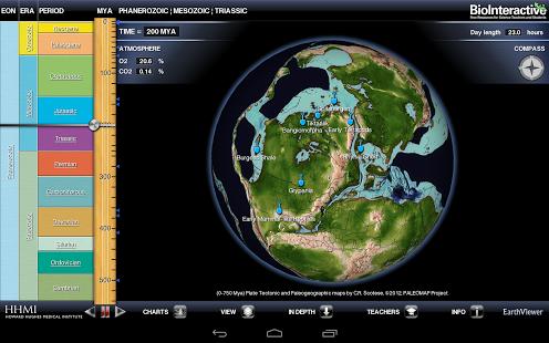 BioInteractive EarthViewer
