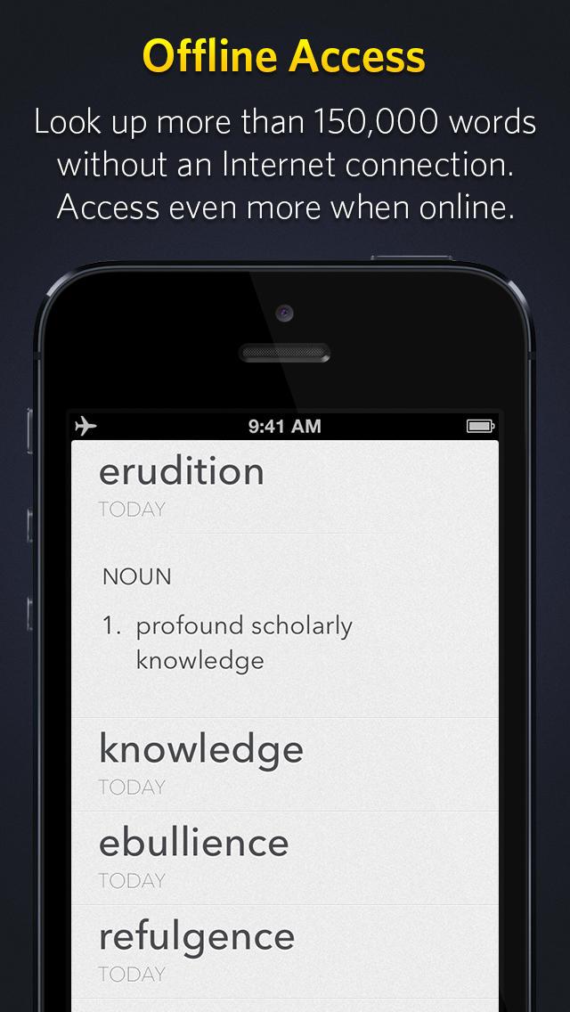Word Vault App - 2