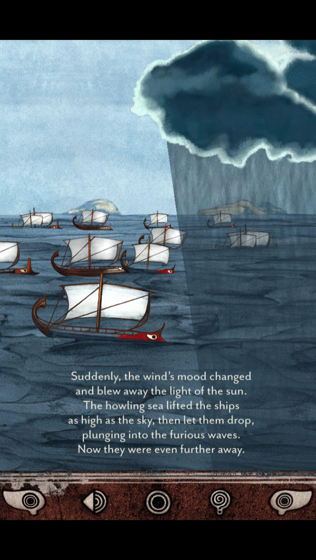 The Voyage of Ulysses App - 3