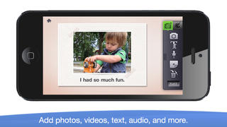 Story Creator - Easy Story Book Maker for Kids App - 3