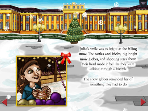 Sleepover at the Christmas Markets in Vienna App - 1