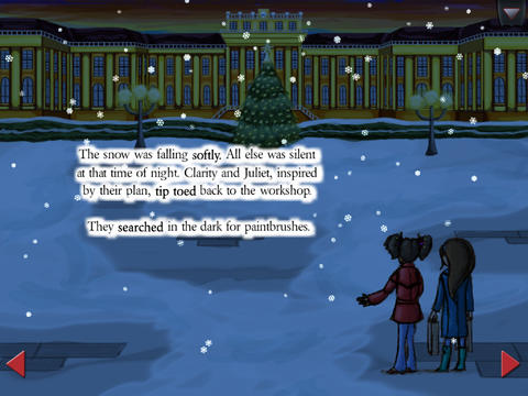 Sleepover at the Christmas Markets in Vienna App - 4