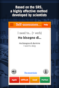 Learn Italian with MosaLingua App - 4