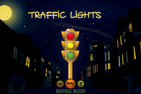 TRAFFIC LIGHTS App - 1