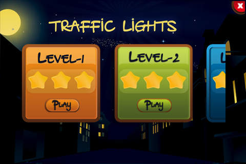 TRAFFIC LIGHTS App - 4