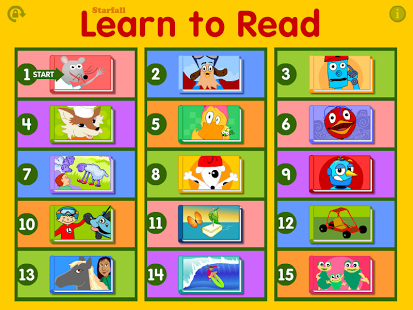 Starfall Learn to Read-1
