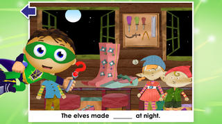 SUPER WHY! App - 5