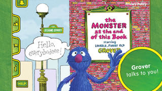 The Monster at the End of This Book...starring Grover!-1