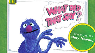 The Monster at the End of This Book...starring Grover! App - 2