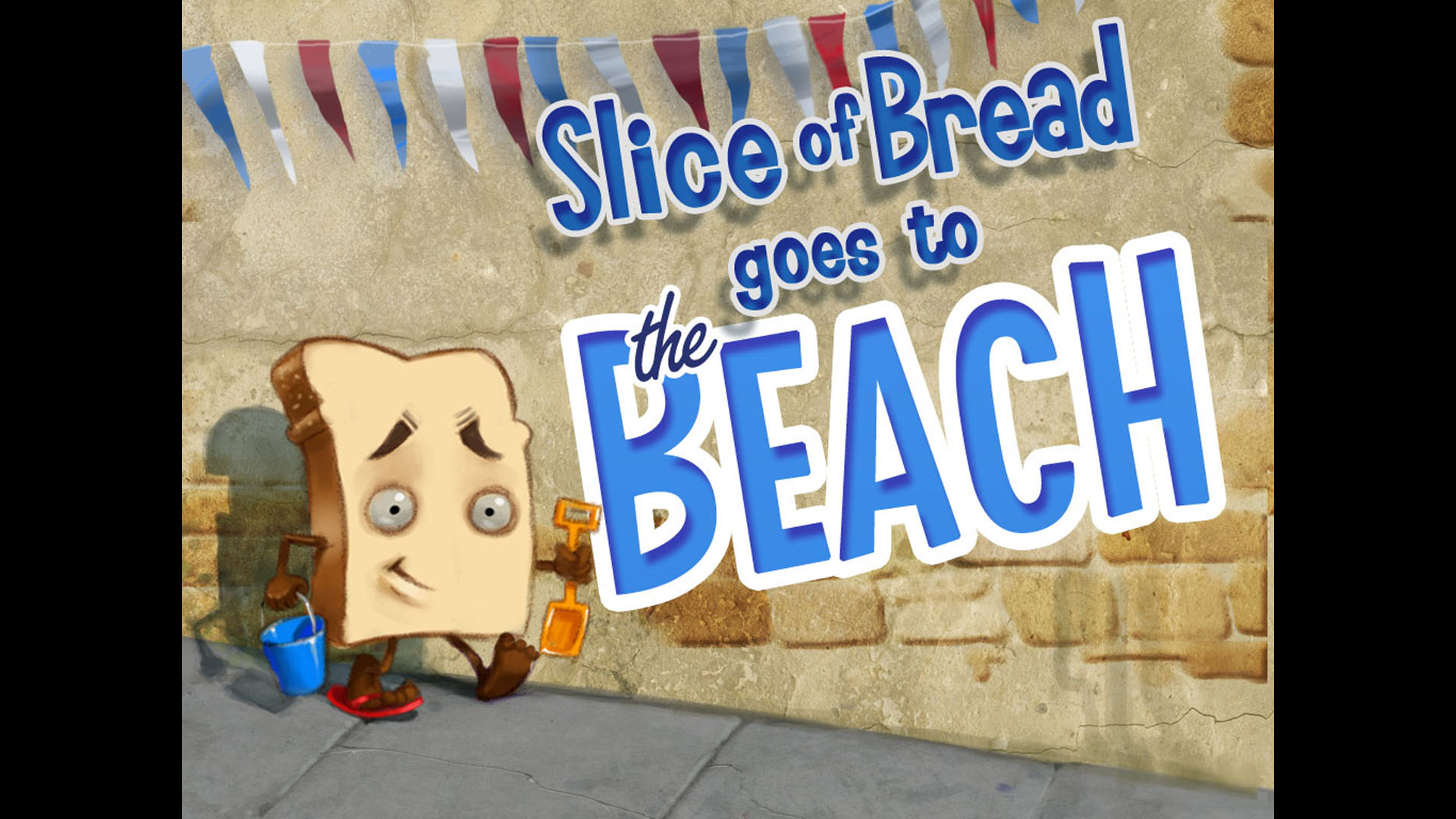 Slice of Bread goes to the Beach App - 1