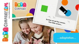 Four little corners App - 4