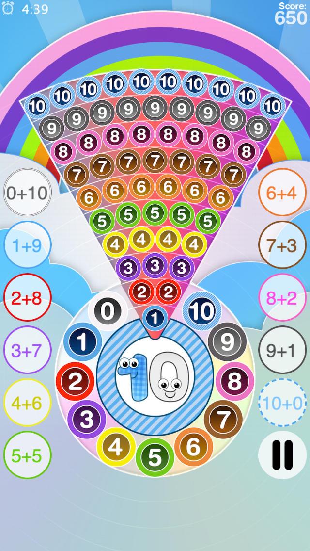 Number Bonds 1-10-2