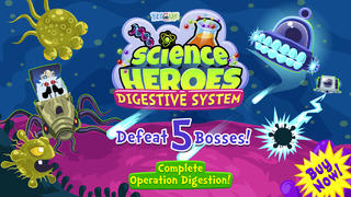 Science Heroes: Digestive System for Kids-1