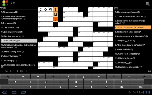 Top Crossword Puzzles Free App - 2