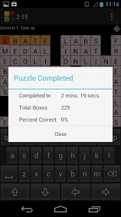Top Crossword Puzzles Free App - 3