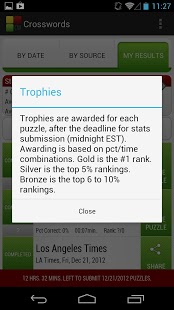 Top Crossword Puzzles Free App - 5