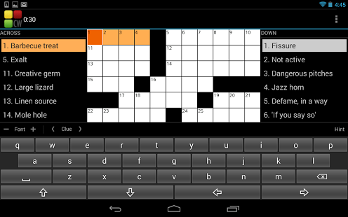 Top Crossword Puzzles Free App - 8